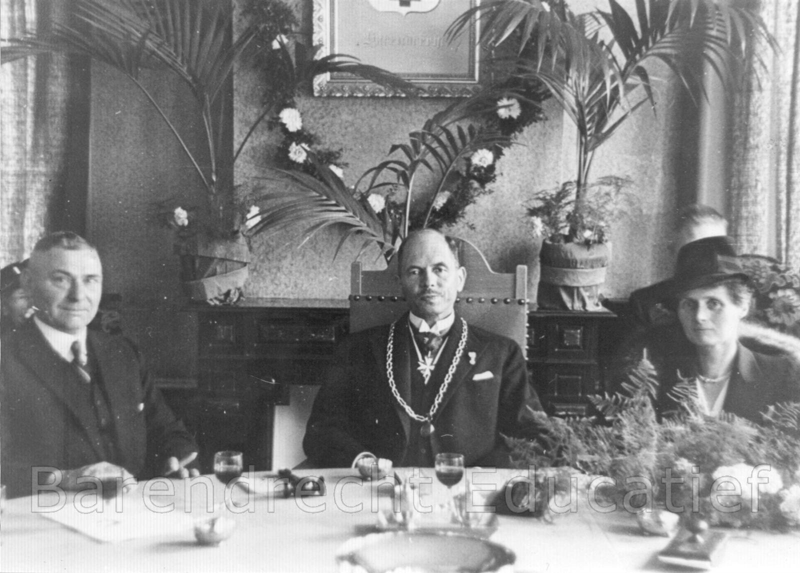 Burgemeester Jhr. Beelaerts van Blokland
